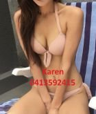 escort Karen — pictures and reviews