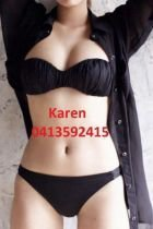 Escorts Services — Karen, 21